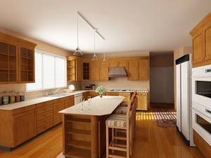 3 phong cách thiết kế phòng bếp được ưa chuộng