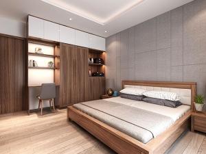 Xu hướng tối giản hóa trong thiết kế nội thất hiện đại